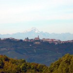 Alpes view - Monviso