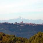 Alpes view - Monviso