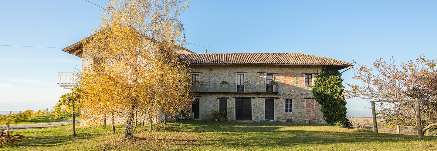 Accomodation in Langhe - Cascina Bricchetto