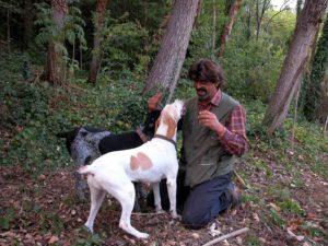 Trifulau & cani