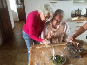 Cooking Class - Teaching