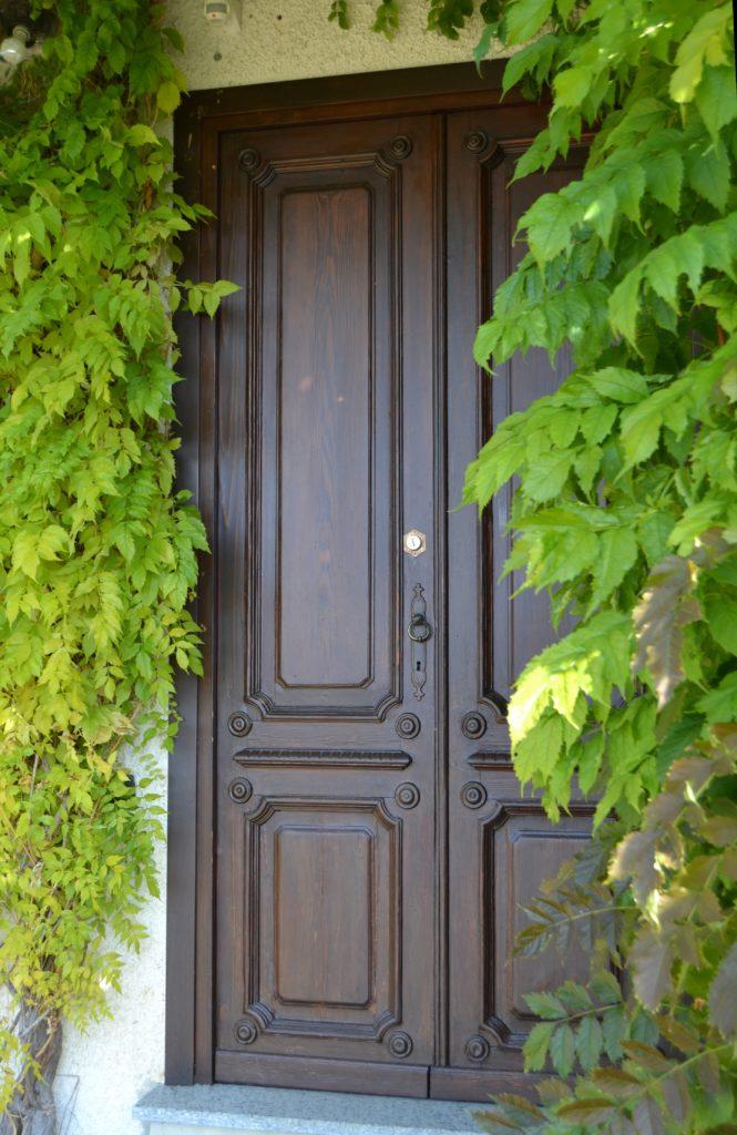 Green Entrance 2
